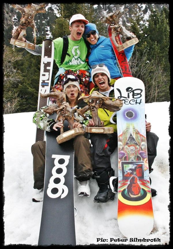 Sieger Pitztal Wild Face 2011