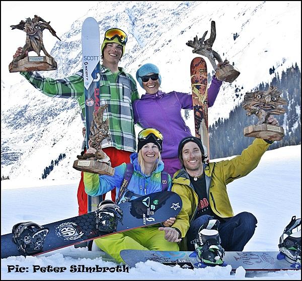 Sieger Pitztal Wild Face 2012